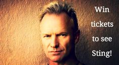Win Tickets to See Sting!