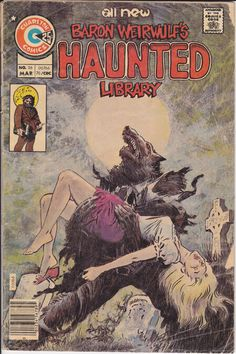 Baron Weirwulf's Haunted Library # 26 (March 1976)