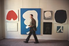 jesuisperdu:  christopherschreck:  Ellsworth Kelly, Betty...