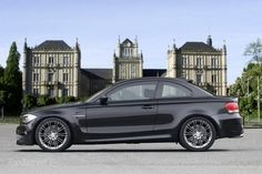 My current BMW. Love it :) A woman should always drive a dependable vehicle! bmw 1-series coupe