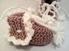 cute handmade babyshoes