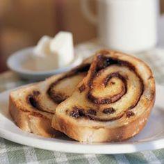 hensperger Brown Sugar-Raisin Bread