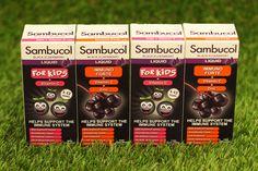 Sambucol Black Elderberry, Vitamin C And Zinc, Vitamins, Vitamin D