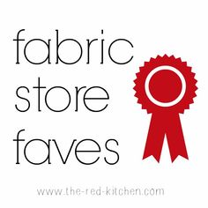 the red kitchen: Fabric Store Faves -- Your favorite independent fabric stores across the US and Australia Kitchen Fabric, Online Sites, Red Kitchen, Learn To Sew, Haberdashery, Fabric Online, Your Favorite, North America, Fabrics