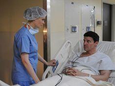 Zawsze wzajemnie ratowsli sb tylki nsjpier w sezonie 1 Booth Brennan, w 4 (na zalonczonym obrazku) ona jemu, w 8 sezonie on jej i oczywiscie w 9 sezonie ona jemu. Byl jeszcze odc. Paint in the hart ale to juz inna historia