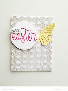 Hello Easter by Keisha at @studio_calico