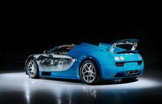 bugatti legend veyron 16.4 grand sport vitesse meo constantini