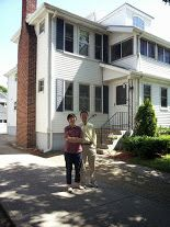 James Trano's clients are happy owners in Belmont, with a fabulous condo! New Condo, Avon, Outdoor Decor, Happy, Happiness, Being Happy