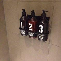 Ace Hotel - London, United Kingdom. Toiletries