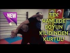 Boyun Kilidinden Kurtulmak! Krav Maga Videos, Self Defense, How To Get Rid, You Got This, Youtube, Youtubers, Youtube Movies
