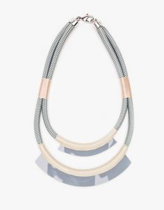 Bea Necklace, Orly Genger by Jaclyn Mayer