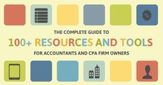 Here is a comprehensive list of the top 100 accounting resources every accountant should know about.