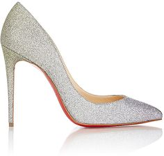 Toufrou 100 Bow-embellished Frayed Chiffon Pumps - Neutral Christian Louboutin HPYYT3RWU