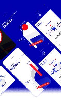 banking finance finance app CAF IN BANK - Finance App Concept on Behance Ui Design Mobile, App Ui Design, Web Design, Graphic Design, Interface Design, User Interface, Finance Bank, App Design Inspiration, App Logo