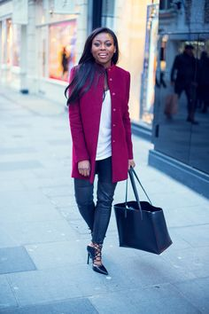 She Will Be Loved - fashion-clue:   the-streetstyle:   The Season...