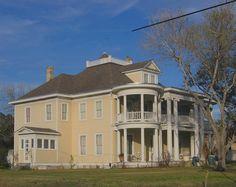 Refugio, Texas Mansion