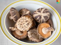 Dried Shiitake Mushr