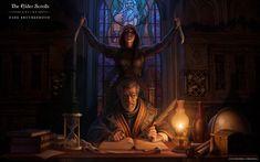 Wallpapers - The Elder Scrolls Online The Elder Scrolls Online, Dark Brotherhood, Medieval, Video X, Keys Art, Computer Repair, Video Game Art, Video Games, World Of Warcraft
