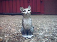 Schleich 2015 Cirmos cica neve : Cirmi nagyon szeretem! :)