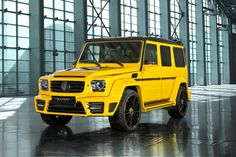 They say you shouldn't mess with success, but Mansory thought it necessary to add its signature touch to the classic Mercedes-Benz G-Class. Read more about the Mansory Mercedes-Benz G-Class from the truck and SUV experts at Truck Trend. Mercedes Benz Classe G, Mercedes Benz G63, Custom Mercedes, Mercedes G Wagon, Bugatti, Maserati, Ferrari, Lamborghini Aventador, Audi