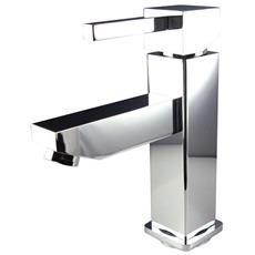 Fresca FFT1030CH Versa Single Hole Mount Bathroom Vanity Faucet in Chrome