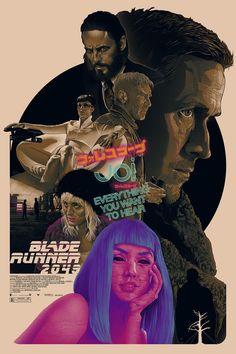 Blade Runner 2049 Alternative Movie Poster on Behance