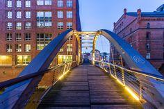 Kehrwiederbrücke Speicherstadt | Bildschönes Hamburg