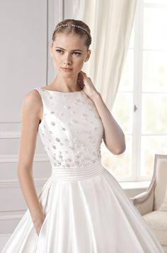 Brautkleider von La Sposa - Model Eled