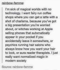 This!!!! I wish...