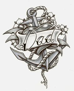 dad anchor by cbader.deviantart.com on @deviantART