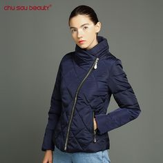 #AliExpress ChuSauBeauty  Womens Standard Special Offer Winter Jackets And Coats 2017 New Jacket Women Fashion Coat Cotton Female Parkas (32805058462) #SuperDeals
