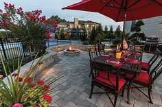 Patios Gallery | Brandywine PatioThis color of pavers might look nice at the JL household. :)