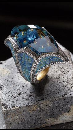 Jewerly Box Art Ideas For 2019 Jewerly Box Art Ideen für 2019 Gems Jewelry, Jewelry Art, Vintage Jewelry, Jewelry Accessories, Fine Jewelry, Jewelry Design, Fashion Jewelry, Unique Jewelry, Jewellery