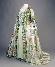 1765 Robe à la française