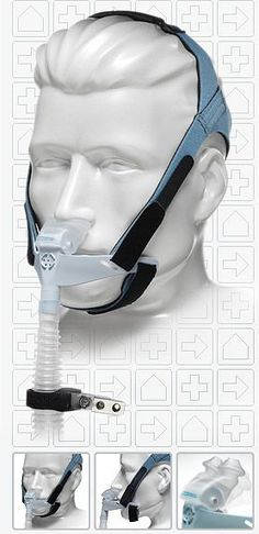 Face CPAP Masks for treating sleep apnea, oh, oh terrifies me!