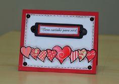 Cartão do Dia dos Namorados By Ana Perez
