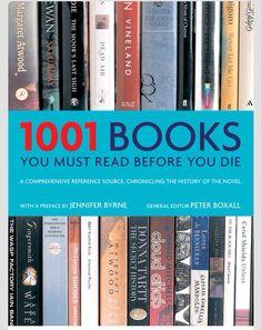 1001 Must Read Books