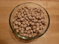 Roasted chick pea snacks - try wasabi