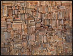 José Gurvich artist | Proporción constructiva , 1959, Oil on board, 16¼ x 21⅛ in. 41,3 x ...