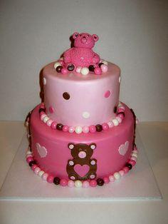 Teddy Bear Cake by Cake Maniac