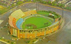 Memorial Stadium, Baltimore, Maryland