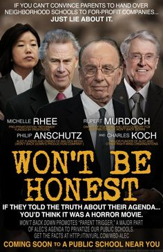 """""""Won't Be Honest"""" - that's more like the truth than their slick movie """"Won't Back Down."""""""