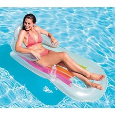 GIANT HEAVY QUALITY FUNKY INFLATABLE SWAN SWIM  POOL FLOAT RAFT LILO LOUNGER
