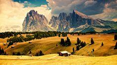 Val di Fassa, Trentino alto adige, Italy