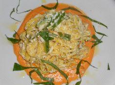Maccheroncini di Campofilone alle zucchine