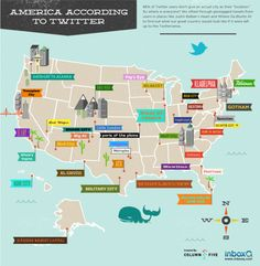 What Does America Look Like According to Twitter?