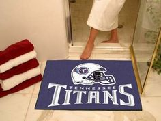 "NFL - Tennessee Titans All-Star Mat 33.75""x42.5"""