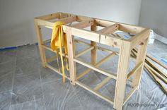 DIY--bathroom-vanity-frame-assembled-H2OBungalow
