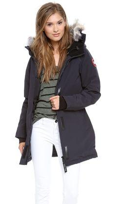 canada goose kensington black jackets