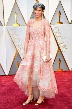 Mimi Valdes #Oscars #STYLAMERICAN